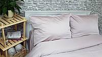 """Комплект постельного белья """"Пудровый"""" двуспальный (евро) размер, состав хлопок 100%, сатин высокого качества"""