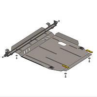 Защита картера двигателя и кпп Lifan 620  2009-