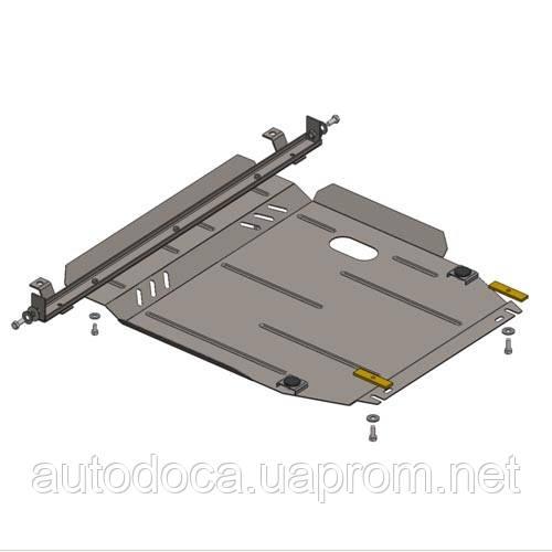 Захист картера двигуна і кпп Lifan 620 2009-