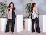 Стильный костюм   (размеры 48-58) 0236-99, фото 4