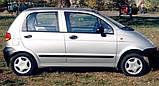 Молдинги на двері для Daewoo Matiz 1998>, фото 2