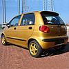 Молдинги на двері для Daewoo Matiz 1998>