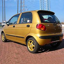 Молдинги на двері для Daewoo Matiz 1998-2009