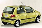 Молдинги на двері для Daewoo Matiz 1998>, фото 3