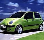 Молдинги на двері для Daewoo Matiz 1998>, фото 5