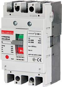 Шкафные автоматические выключатели UKM серий SL и Sm INDUSTRIAL