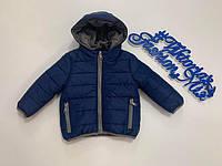 Демисезонная куртка для мальчика Idexe, Италия 9мес (74см) 18мес (86см) 36мес (98см)