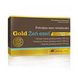 Женьшень и черный перец + магний Olimp Gold Zen-Szen Complex 30 tab