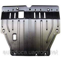 Захист картера двигуна і кпп Lifan X60 2011-