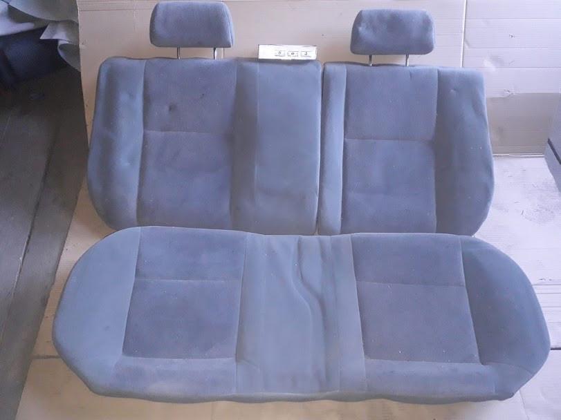 №5  Б/у сиденья задние для Chevrolet Lacetti 2003-2009