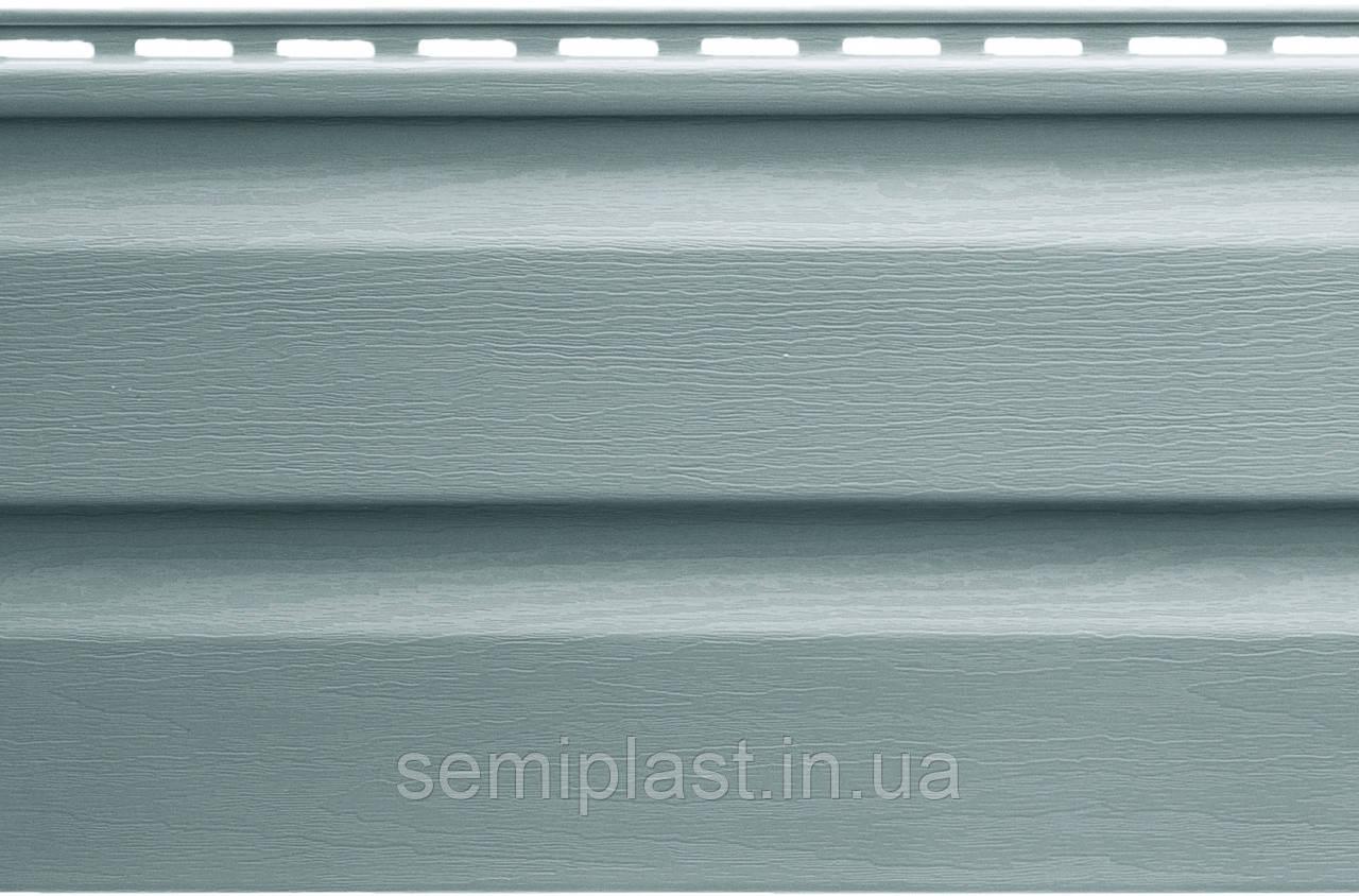 Сайдинг виниловый Серо-Голубой Alta Profil