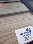 Фасадний вініловий сайдінг FaSiding WoodHouse Дуб морений, фото 2