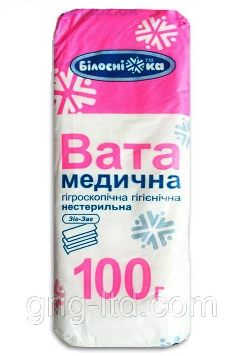 Вата н/с, 100 г