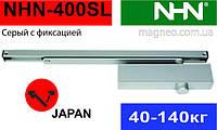 Доводчик рейковий для дверей 40-150 кг з регулюванням потужності Daihatsu NHN-400 (Японія)