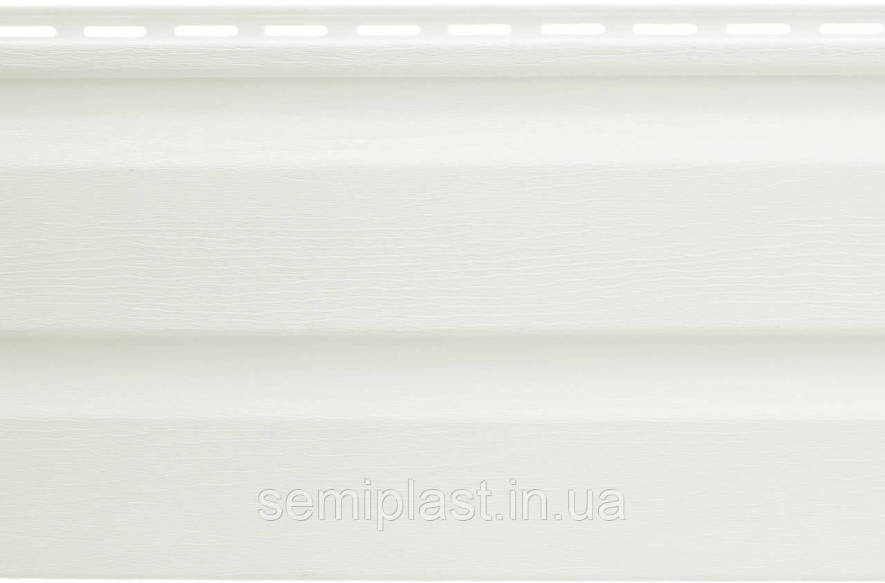 Сайдинг виниловый Белый Alta Profil