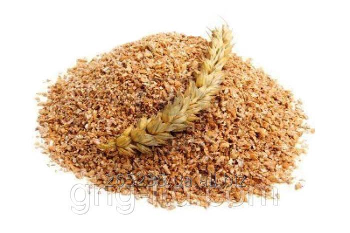 Отруби пшеничные, 1 кг