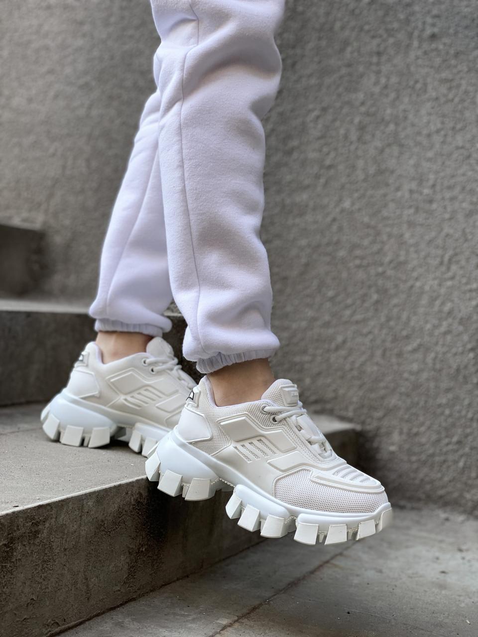 Жіночі кросівки Prada Cloudbust Thunder, Репліка