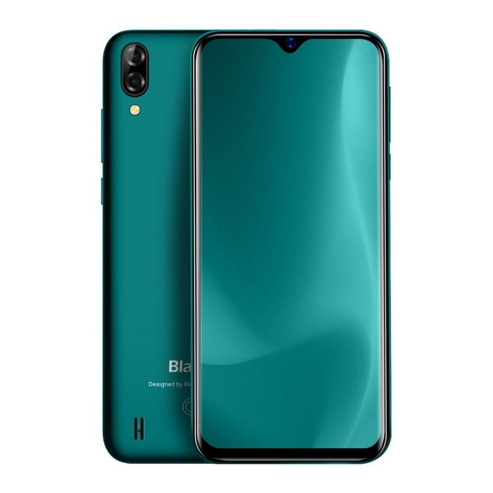 "Смартфон Blackview A60 Emerald Green 6.1"", вырез ""капля"" RAM:1Gb. ROM: 16Gb.Quad Core 4080 мАч"