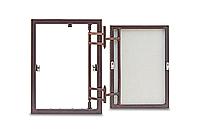 Люк настенный распашной с регулировкой дверцы 250х500х60, фото 1