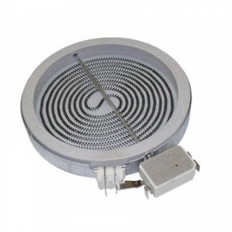 Конфорка электрическая для стеклокерамической поверхности Indesit 1800W, фото 2