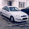 Молдинги на двері для Daewoo Lanos 5dr. хетчбек / 4dr. сєдан 1997>