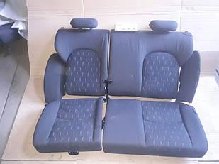 №9 Б/у сиденья задние A2039200422 для Mercedes-Benz W203 2001-2007