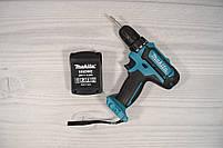ШуруповертMakita 550 DWE 2 аккумулятора/24 V( Шуруповерт Макита 550), фото 7