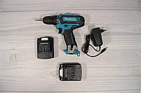 ШуруповертMakita 550 DWE 2 аккумулятора/24 V( Шуруповерт Макита 550), фото 8