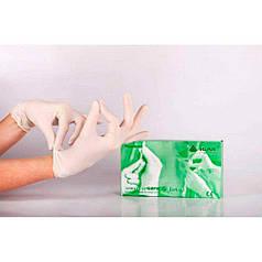 Перчатки Медицинские Sempercare в боксе размер М 100шт