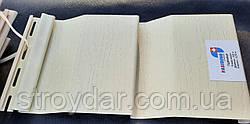 Вініловий сайдінг Fasiding колір Пшениця
