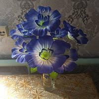 Искусственные цветы дешевые, фото 1