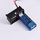 Индикатор напряжения заряда аккумулятора на приборную панель авто 12В + 2xUSB, фото 6
