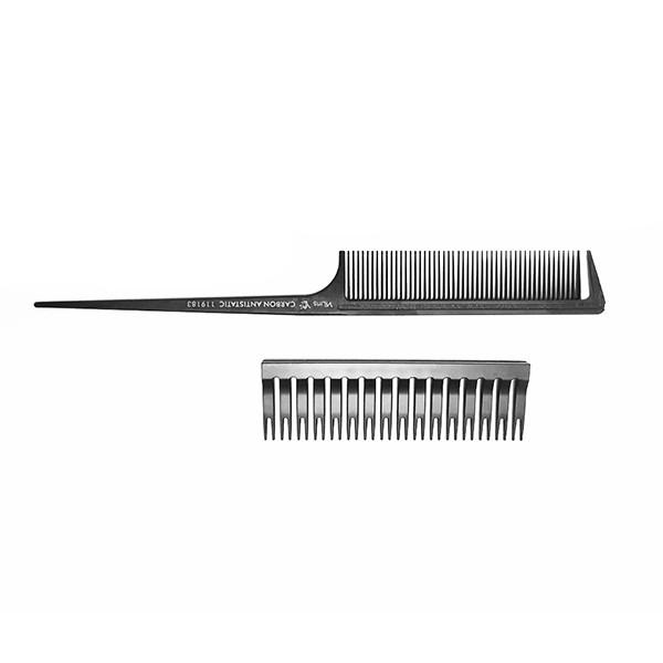 Vilins. Расческа – Страйпер. Для окрашивания волос с насадкой.