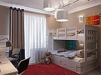 Детская комната из ясеня