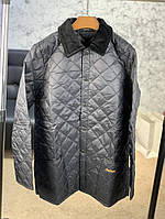 Barbour Liddesdale Quilted Jacket Black, фото 1
