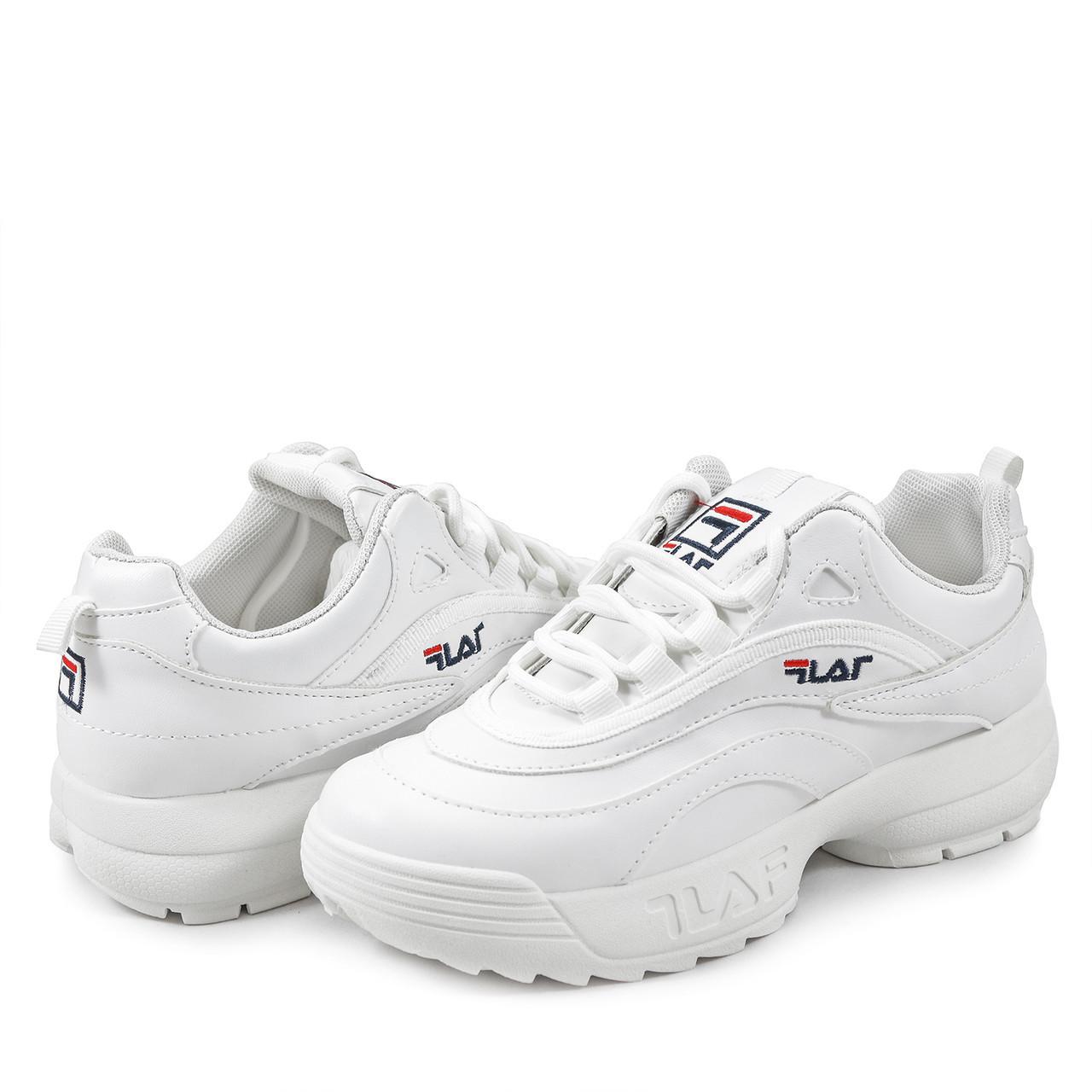 Кроссовки BR-S женские белые 39 р. 24,5 см (1149566740)