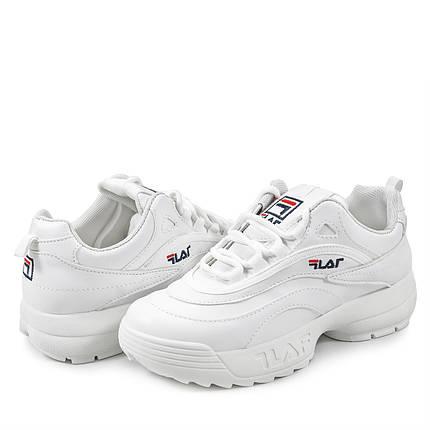 Кроссовки BR-S женские белые 39 р. 24,5 см (1149566740), фото 2