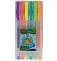 Набір з гелевих ручок 6 кольорів ZB.2201-99 NEON  ZiBi (1/40/320)