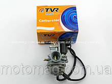 Карбюратор Yamaha Axis 90cc/2т Stels 50сс з ел.клапаном (TVR)