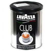 Итальянский молотый кофе арабика Lavazza Club ж/б 250г