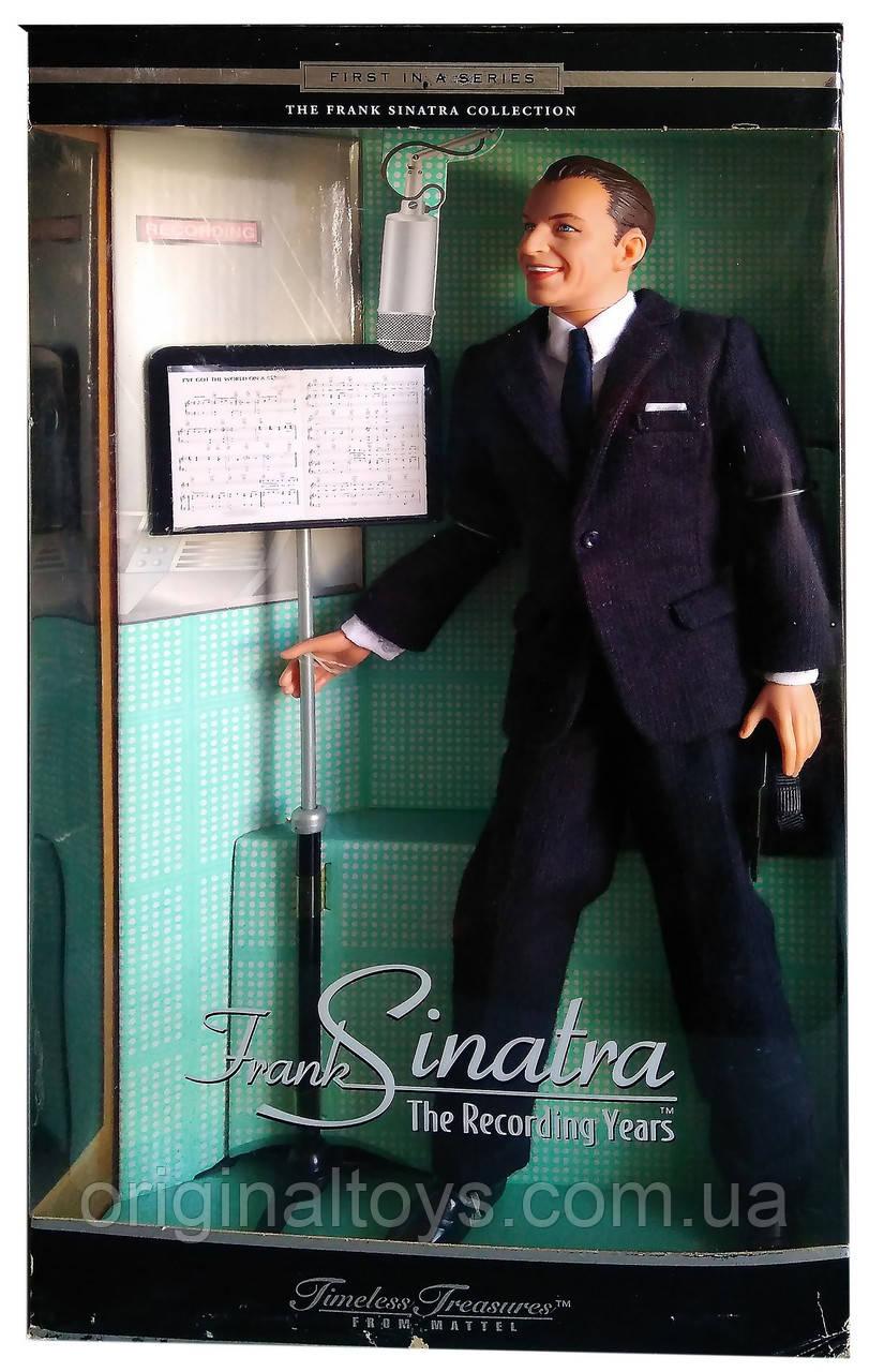 Коллекционная кукла Фрэнк Синатра Frank Sinatra The Recording Years 2000 Mattel 26419