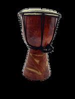 Барабан там-там бамбуковый размер 21*13