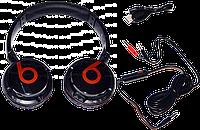Беспроводные наушники с МР3 плеером и FM приемником Аtlanfa AT- 7602 MONSTER