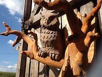 Художественная резьба по дереву , фото 1