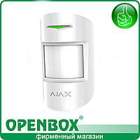 Беспроводной датчик движения Ajax MotionProtect (белый)