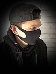 Двошарова багаторазова маска Пітта з дайвінгу (упаковка 10 шт)