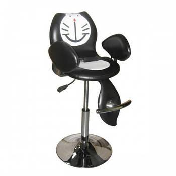 Крісло дитяче TOMCAT чорно-біле Hairmaster, 8911041