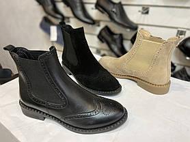 Женские демисезонные ботинки KADAR 001105491, фото 3