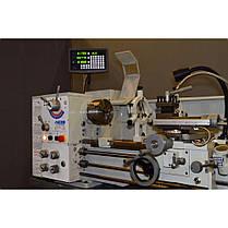 Токарно-винторезный станок 1.5 кВт FDB Maschinen Turner 360x1000WM, фото 3