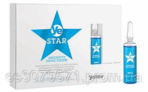 Сыворотка для блеска волос Yellow Star 6*12 мл